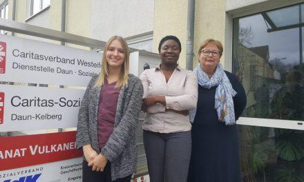 Projekt Integrationsförderung des Caritasverbandes Westeifel e. V.