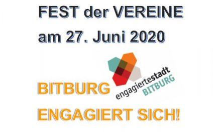 Vereinsfest 2020