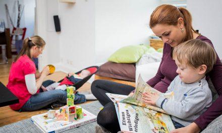 wellcome im Eifelkreis – paktische Hilfe nach der Geburt