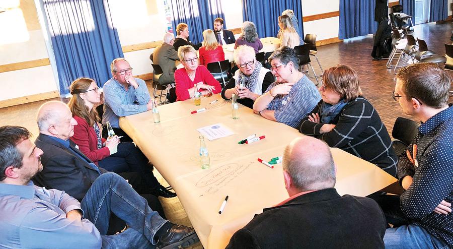 Bitburger Engagement Netz - BEN - Engagementstrategie für Bitburg